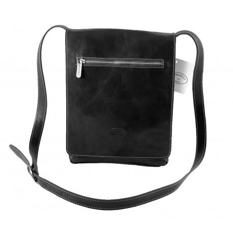 Leather Men's Bag - 526