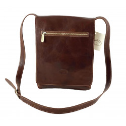 Leather Men's Bag - 526