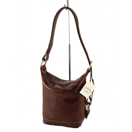 Leather Women's Bag - 527