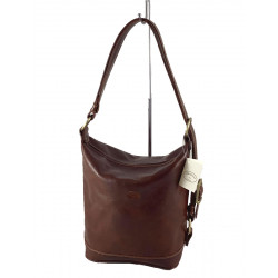 Leather Women's Bag - 528