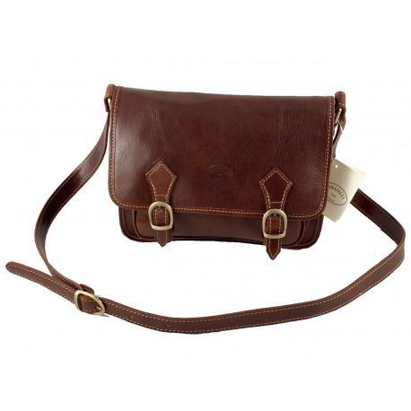 Leather Unisex Bag - 529