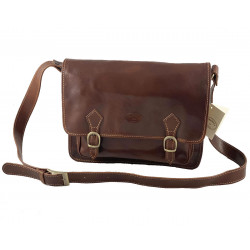 Leather Messenger - 530
