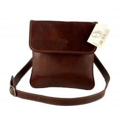 Leather Men's Bag - 535
