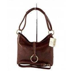 Leather Women's Bag - 541