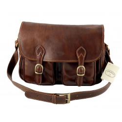 Leather Messenger - 545