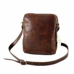 Leather Men's Bag - 507