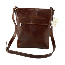 Leather Unisex Bag - 556