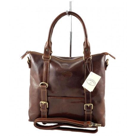 Leather Women's Bag - 510