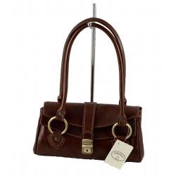 Leder Damentasche - 559