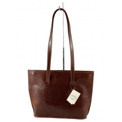 Leather Women's Bag - 572