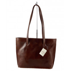 Leather Women's Bag - 573