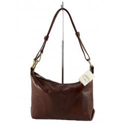 Leder Damentasche - 578