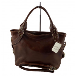 Leather Women's Bag - 579