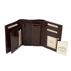 Leather Wallet for Woman - 595