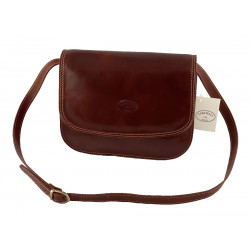 Leather Women's Bag - 513