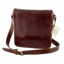 Leather Messenger - 543
