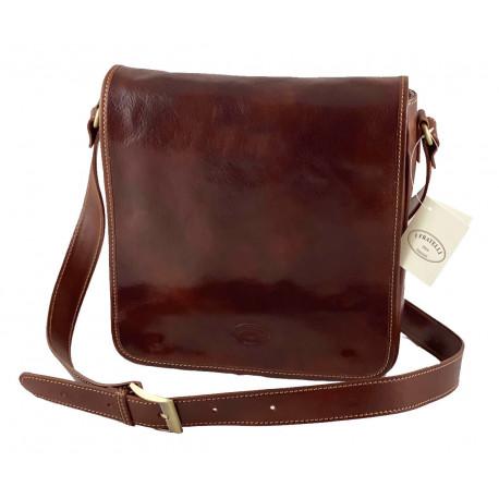 Leather Messenger - 543