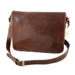 Leather Messenger - 544