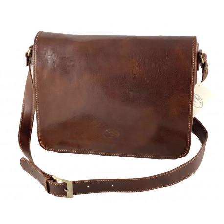 Leather Messenger - 544
