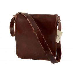 Leder Herrentasche - 550