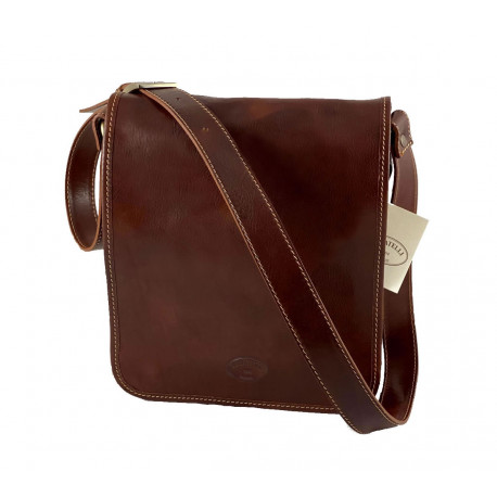 Leather Men's Bag - 550