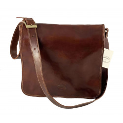 Leather Messenger - 551