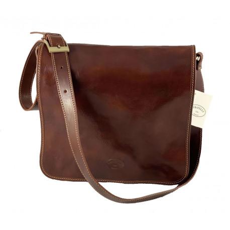 Leather Messenger - 551