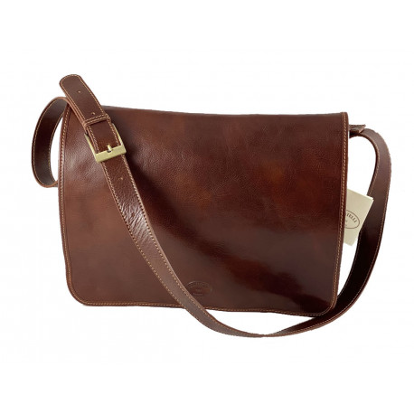 Leather Messenger - 561