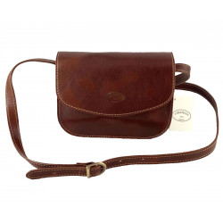 Leather Women's Bag - 515