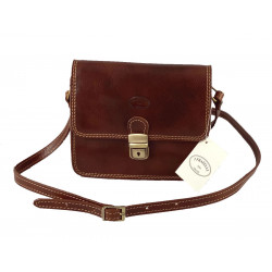 Leather Unisex Bag - 516