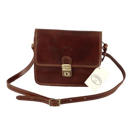 Leather Unisex Bag - 516