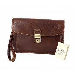 Leather Men's Bag - 517