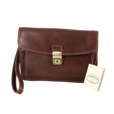Leather Men's Bag - 517