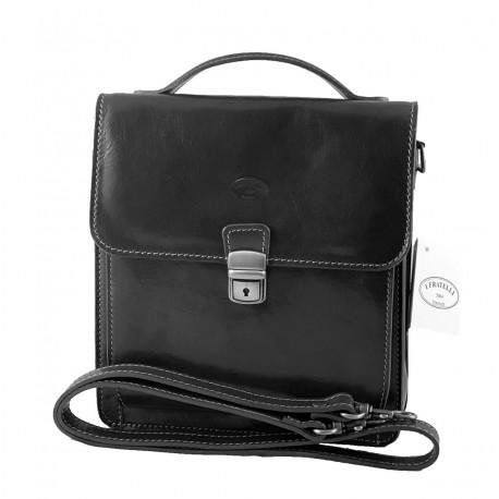 Leather Men's Bag - 518