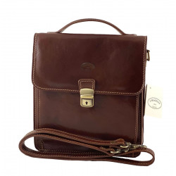 Leather Men's Bag - 518